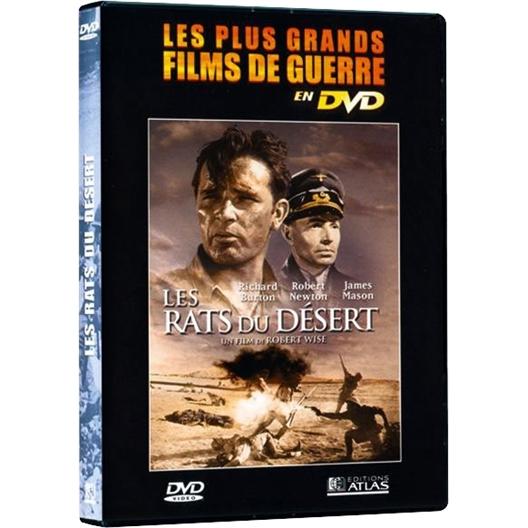 Les rats du désert : Burton, Newton, Douglas