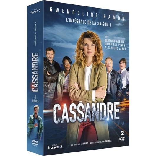 Cassandre - Saison 3 : Gwendoline Hamon, Alexandre Varga…