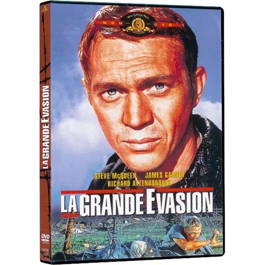La Grande Évasion : Macqueen, Bronson