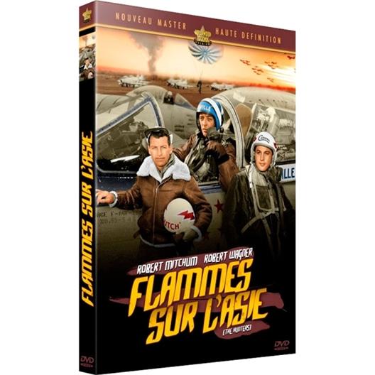 Flammes sur l'Asie : Robert Mitchum, Robert Wagner…