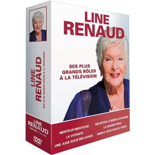 Line Renaud : 6 Grands rôles à la TV