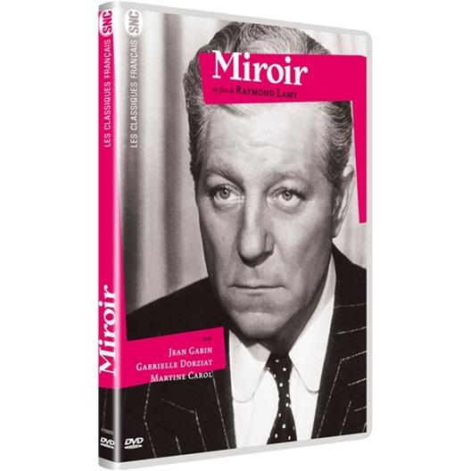 Miroir : Jean Gabin, Robert Arnoux...