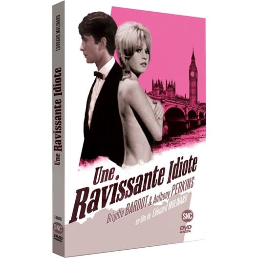Une ravissante idiote : Brigitte Bardot, Anthony Perkins