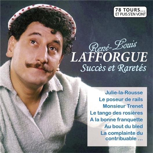 René-Louis Lafforgue : Succès et Raretés