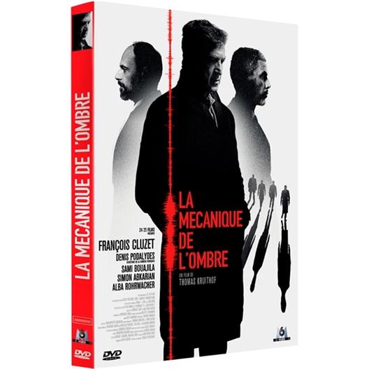 La mécanique de l'ombre : François Cluzet, Denis Podalydès