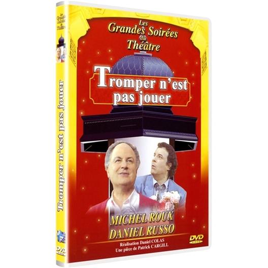 Tromper n'est pas jouer : Michel Roux, Daniel Russo, Fiona Gélin...
