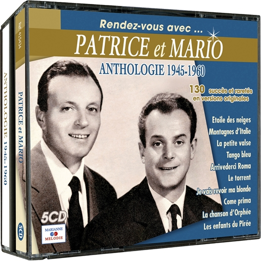 Patrice et Mario : Rendez-vous