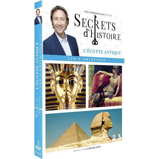 L'Egypte Antique : Secrets d'Histoire
