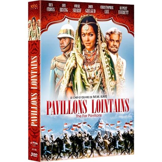 Pavillons lointains : Ben Cross, Amy Irving…