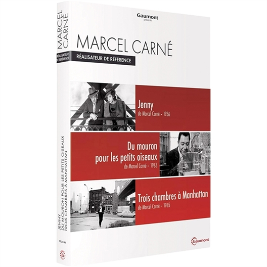 Marcel Carné 3 Films : Paul Meurisse, Françoise Rosay, …