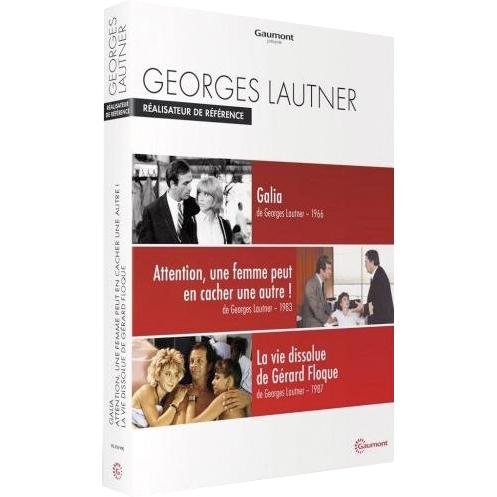 Georges Lautner 3 Films : Mireille Darc, Miou-Miou, Roger Hanin, …
