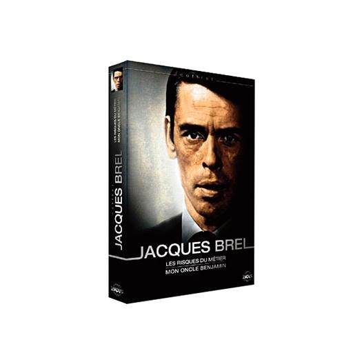 Les risques du métier & Mon oncle Benjamin : Jacques Brel