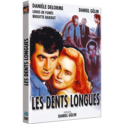 Les dents longues : Daniel Gélin, Brigitte Bardot,…