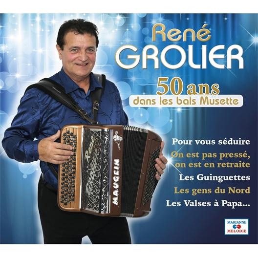 René Grolier : 50 ans de Bal