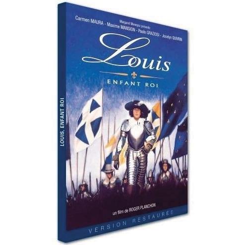 Louis Enfant roi : Paolo Graziosi, Maxime Mansion, ...