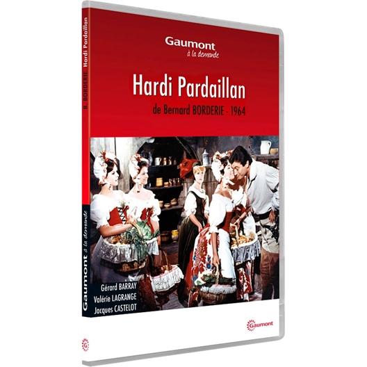 Hardi Pardaillan : Gérard Barray, Valérie Lagrange…