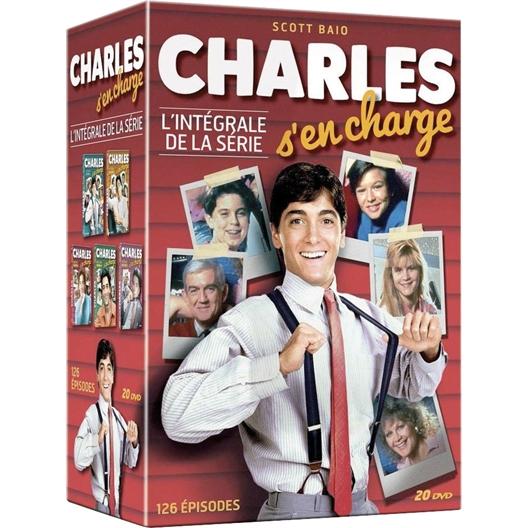 Charles s'en charge - L'intégrale : Scott Baio, Julie Cobb, …