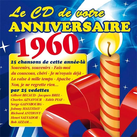 Le CD de votre année de naissance : 1925 à 1929