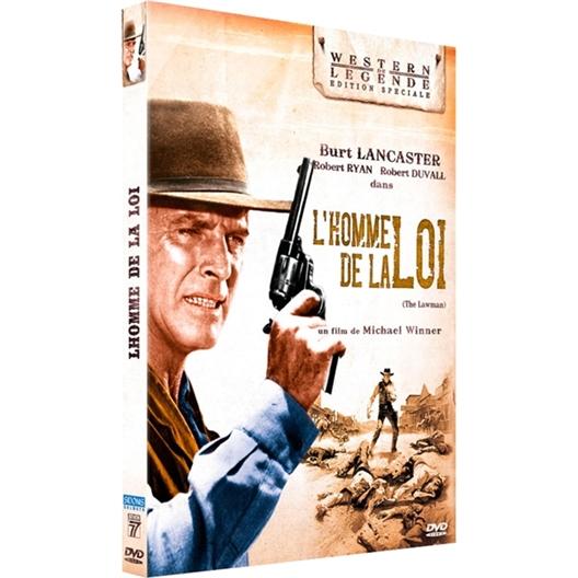 L'homme de la loi : Burt Lancaster, Robert Ryan…