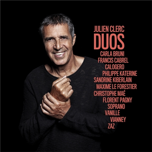 Julien Clerc : Duos