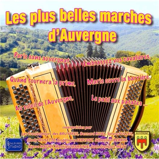 Les plus belles marches d'Auvergne