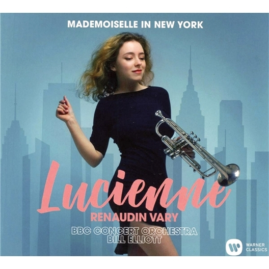 Lucienne Renaudin Vary : Mademoiselle in New-York