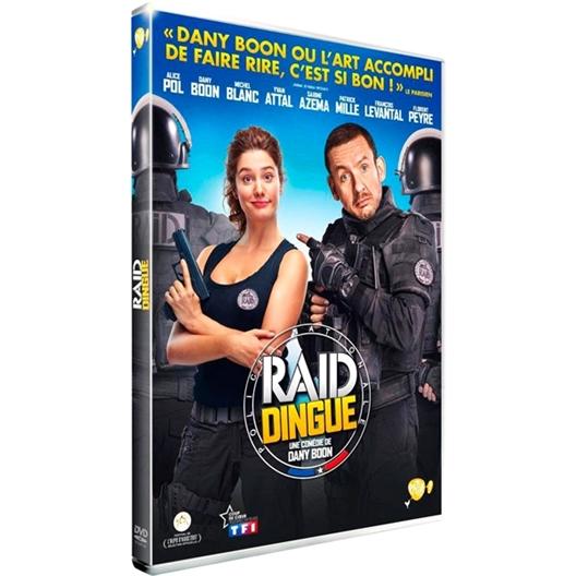 Raid dingue : Alice Pol, Dany Boon