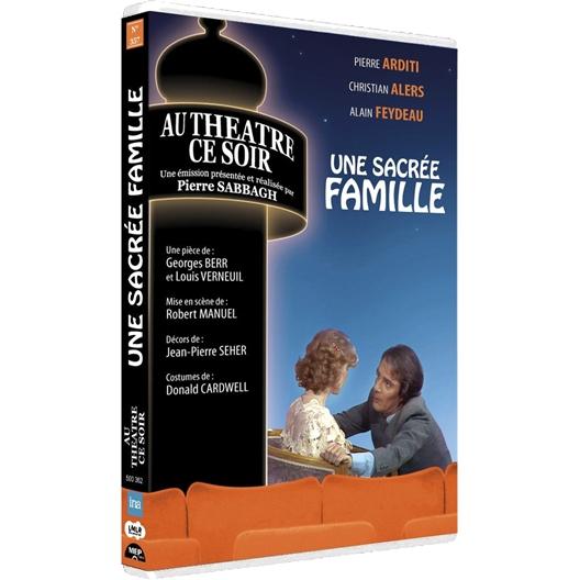 Une sacrée famille (DVD)