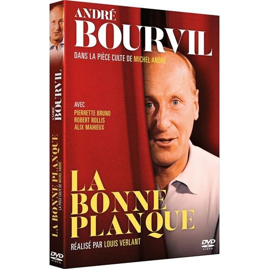 La bonne planque : Bourvil, Pierrette Bruno, Robert Rollis, Alix Mahieux