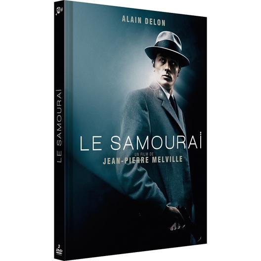 Le Samouraï : Alain Delon, François Perrier, Nathalie Delon…