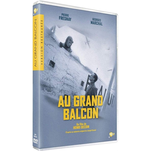 Au grand balcon : Pierre Fresnay, Georges Marchal, …