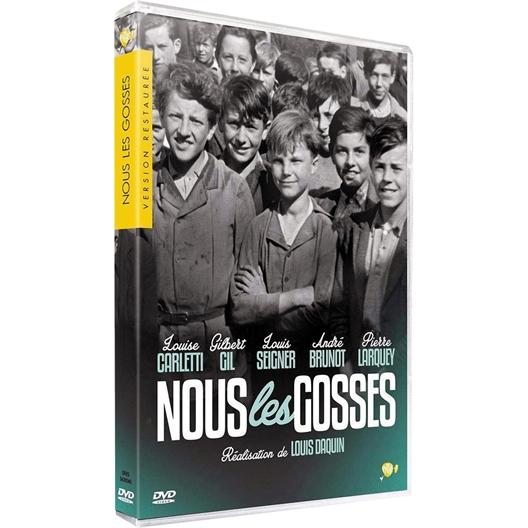 Nous les gosses : Louise Carletti, Raymond Bussières, Gilbert Gil…