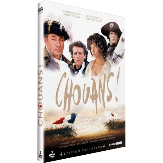 Chouans : Philippe Noiret, Sophie Marceau, …
