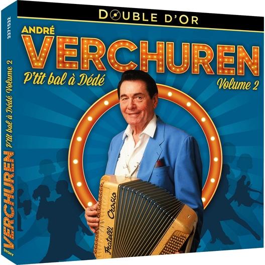 Double d'or d'André Verchuren : P'tit bal à Dédé