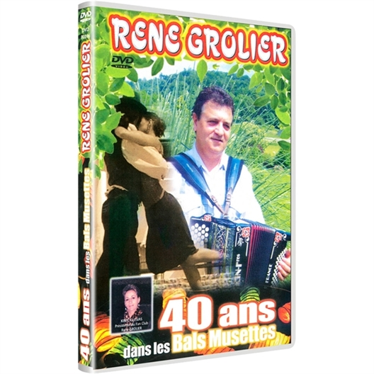 René Grolier : 40 ans dans les bals musette
