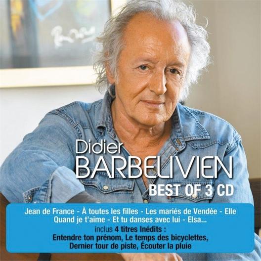 Didier Barbelivien : Best of