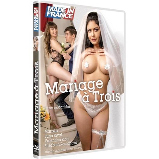Mariage à 3 : Mariska, Luna Rival, Valentin Ricci…