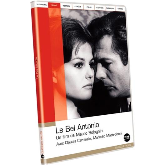 Le bel Antonio : Marcello Mastroianni, Claudia Cardinale