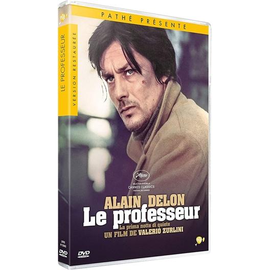 Le professeur : Alain Delon, Léa Massari, …