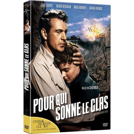 Pour qui sonne le glas : Gary Cooper, Ingrid Bergman, …