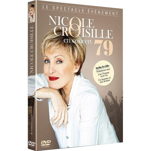 Nicole Croisille en concert 1979