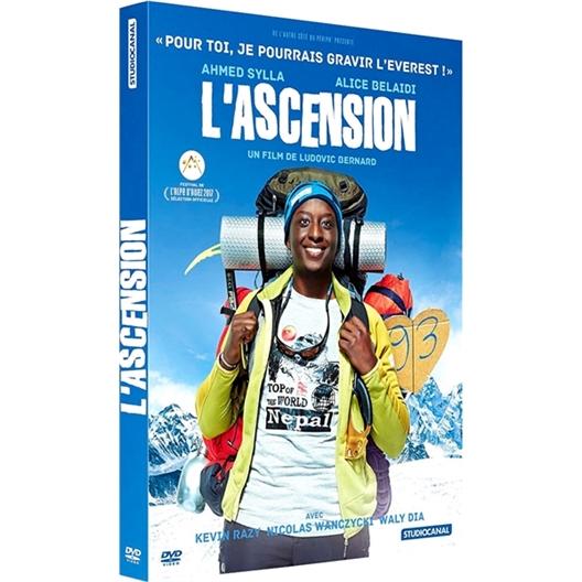 L'ascension : Ahmed Sylla, Alice Belaïdi