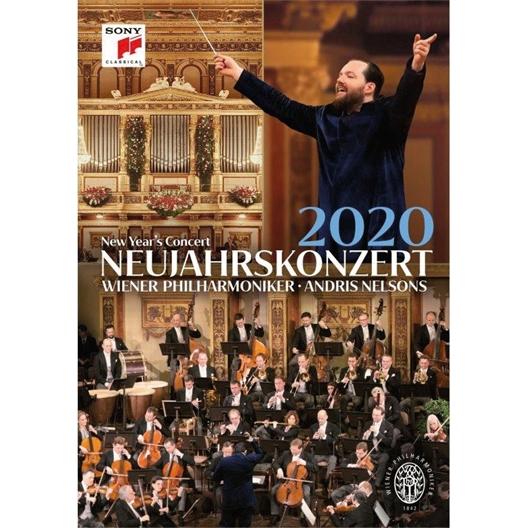 DVD Le concert du nouvel an 2020