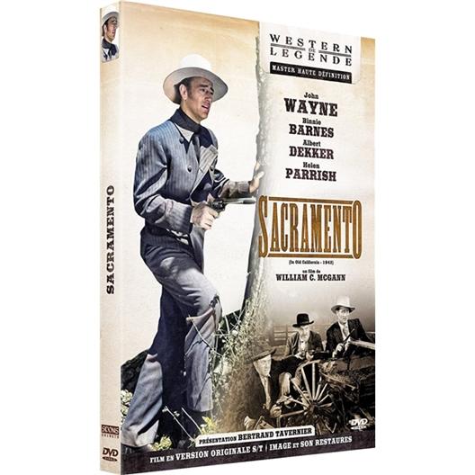Sacramento : John Wayne, Albert Dekker, …