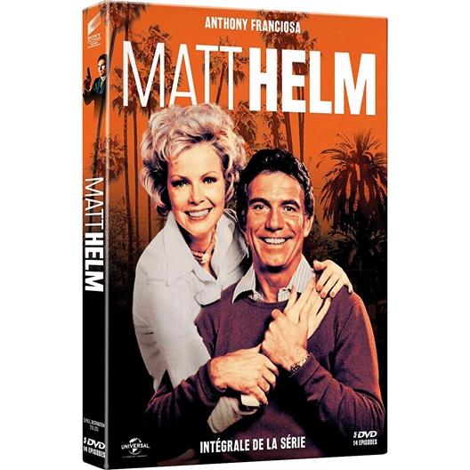 Matt Helm - L'intégrale : Patrick Macnee, Lynda Carter, …