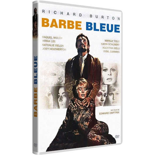 Barbe bleue : Richard Burton, Karin Schubert…