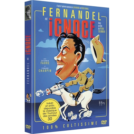 Ignace : Fernandel
