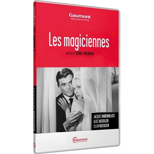Les magiciennes : Jacques Riberolles, Alice Kessler, …