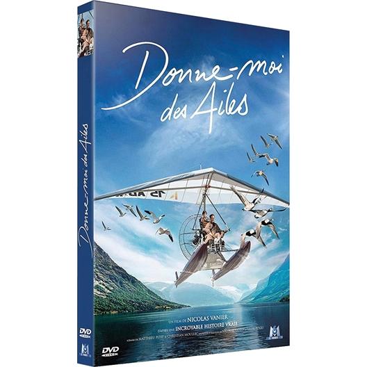 Donne-moi des ailes : Jean-Paul Rouve, Mélanie Doutey…