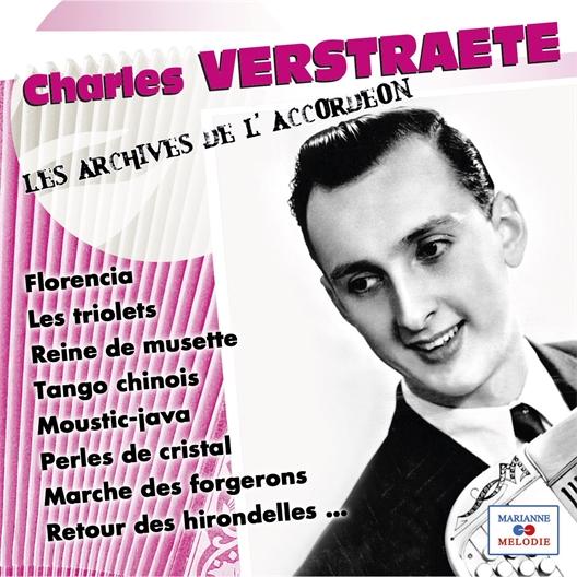 Charles Verstraete : Les Archives de l'Accordéon